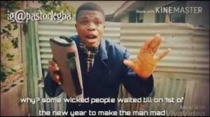 Video: PASTOR LEGBA 2 (COMEDY SKIT) | Latest 2018 Nigerian Comedy